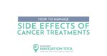 SURVIVEiT How to manage side effects of cancer treatments