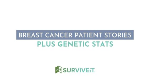 SURVIVEiT Breast Cancer Patient Stories Plus Stats On Genetic Stats